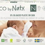Eco by NATY biodegradable diaper package