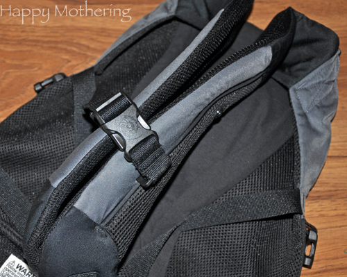 Shoulder straps for the ErgoBaby Performance Baby Carrier